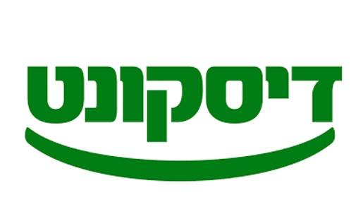 בנק דיסקונט לוגו