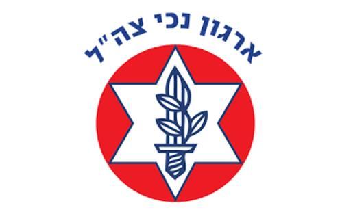 ארגון נכי צהל לוגו